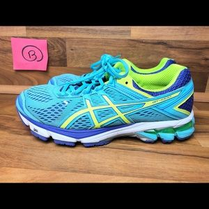 ASICS GT 1000 Womens Size 8.5 Running Shoes